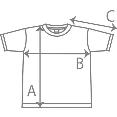 金本幸洋オリジナルデザインTシャツ  /  CHARCHOAL / 送料込み