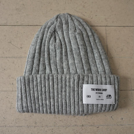STORAMA SIMPLE WATCH CAP(GREY)