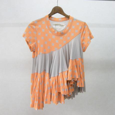 NOZOMI ISHIGURO HAUTE COUTURE フリルTシャツ