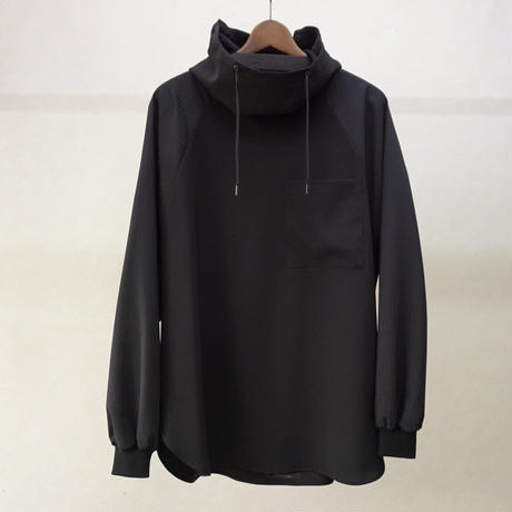 ato ツイルストレッチパーカー TWILL STRETCH HOODED PULLOVER