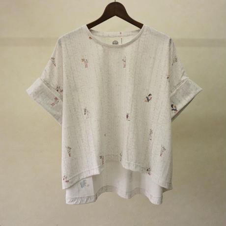bedsidedrama ワンダーランドTシャツ(白雪姫)