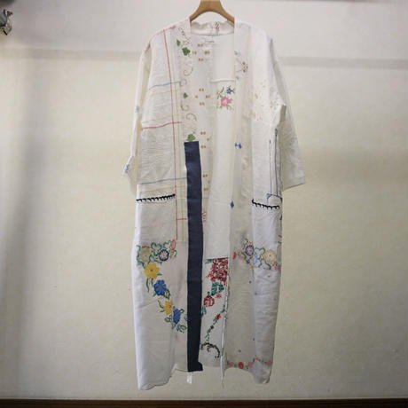 YEAH RIGHT!! TABLE-CLOTH ROBE