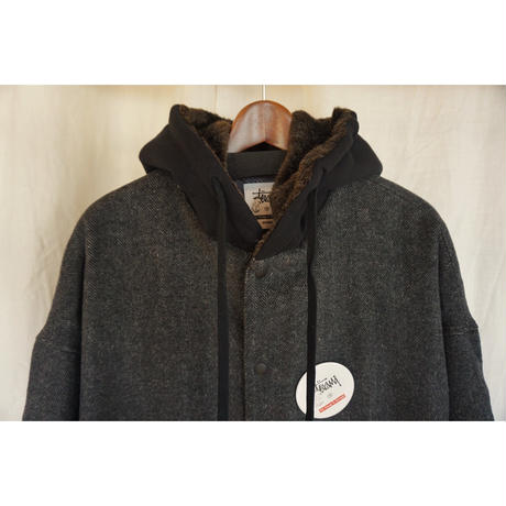 STORAMA Authentic Coach Coat(CHACOAL)