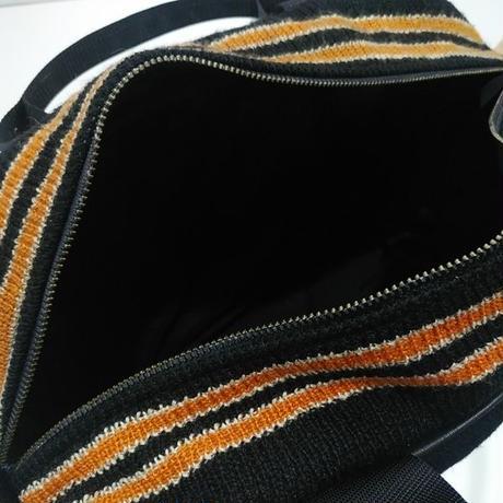 StajiumJumper-BostonBag BLACK