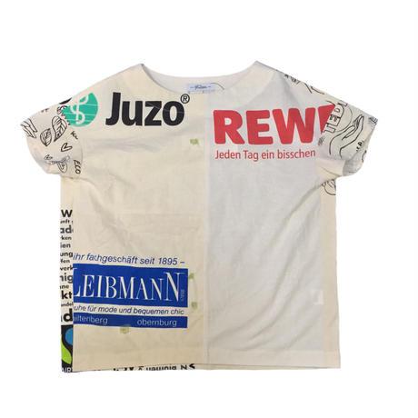 Eco T-shirts/エコTシャツ⑤/フリーサイズ