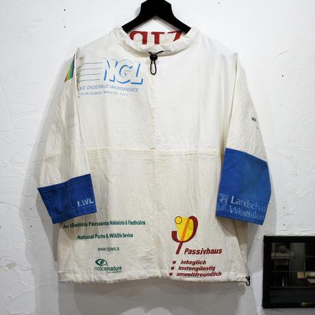 Eco Mock neck pullover③/フリーサイズ