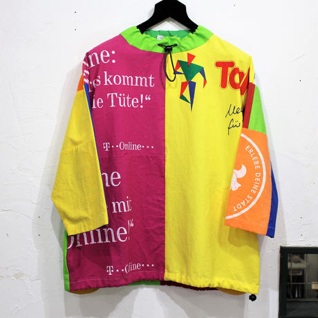 Eco Mock neck pullover - Color②/フリーサイズ
