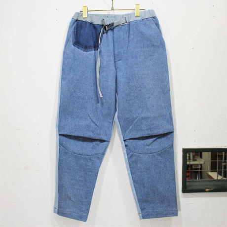 Tuck Denim Pants②/フリーサイズ