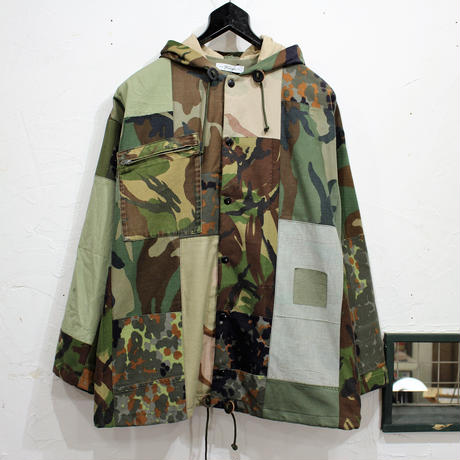 Borderless hood jacket②/フリーサイズ