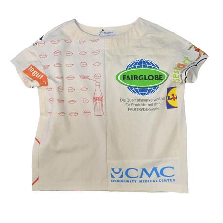 Eco T-shirts/エコTシャツ③/フリーサイズ