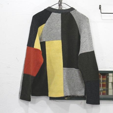 Pw HenlyNeck Sweater M②