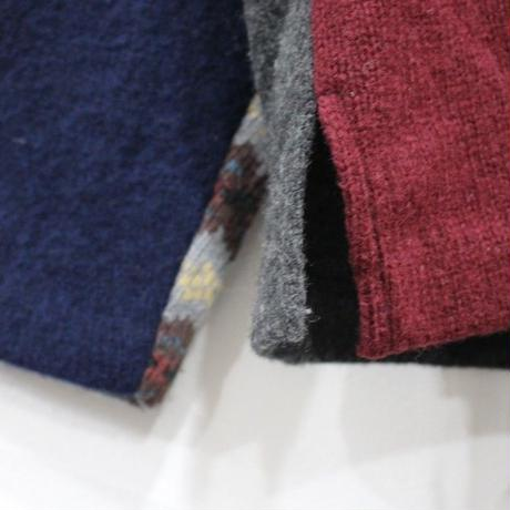 Pw HenlyNeck Sweater M①
