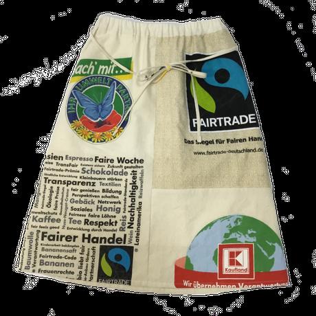 Eco-Gathered skirt①/フリーサイズ
