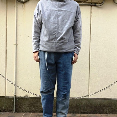 Tuck Denim Pants③フリーサイズ