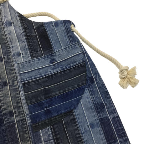 Denim Koshiobi Apron③