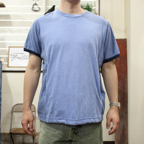 Tunnel Pocket T-sh③/フリーサイズ