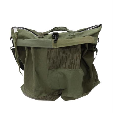 PW-Helmet Bag / ビンテージファブリック