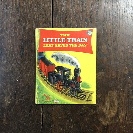 「THE LITTLE TRAIN THAT SAVED THE DAY」Charlotte Steiner(シャーロット・スタイナー)