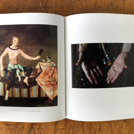 「THE PAINTER'S HOUSE」Balthus(バルテュス) 篠山紀信 写真