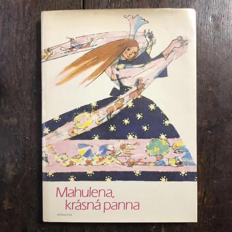 「Mahulena, krasna panna」Adolf Zabranski(アドルフ・ザーブランスキー)