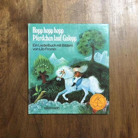 「Hopp hopp hopp Pferdchen lauf Galopp」Lilo Fromm(リロ・フロム)
