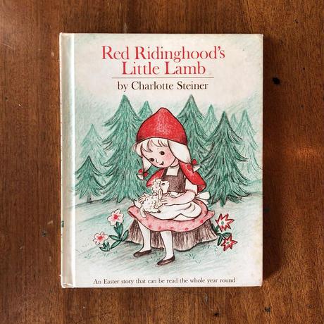 「Red Ridinghood's Little Lamb」Charlotte Steiner(シャーロット・スタイナー)