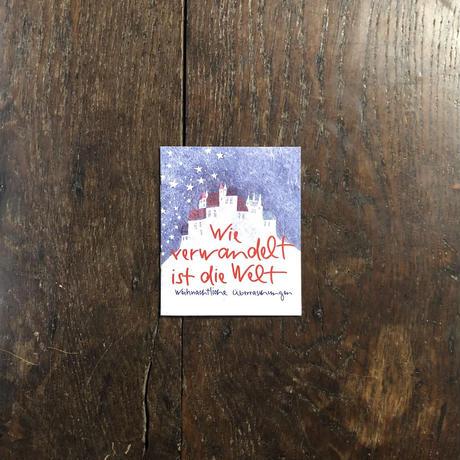 「Wie verwandelt ist die Welt: Weihnachtliche Ueberraschungen」Lilo Fromm(リロ・フロム)