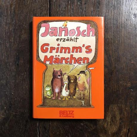 「Grimm's Marchen」Janosch(ヤーノシュ)