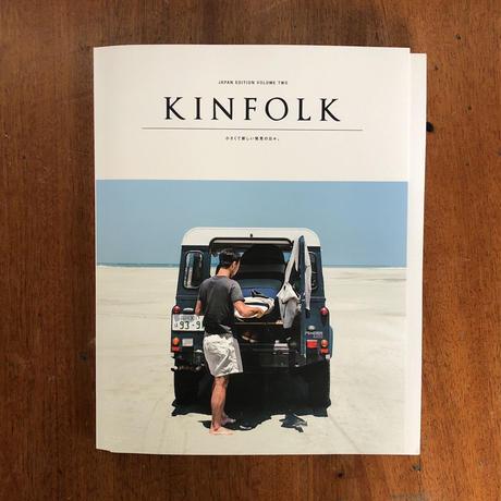「KINFOLK Vol.2(日本版)」