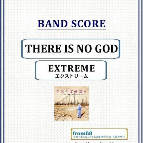 エクストリーム (EXTREME) / THERE IS NO GOD バンド・スコア(TAB譜) 楽譜