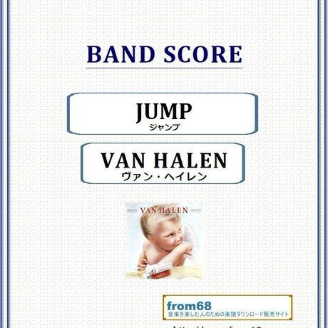 ヴァン・ヘイレン(VAN HALEN) / ジャンプ(JUMP) バンド・スコア(TAB譜) 楽譜
