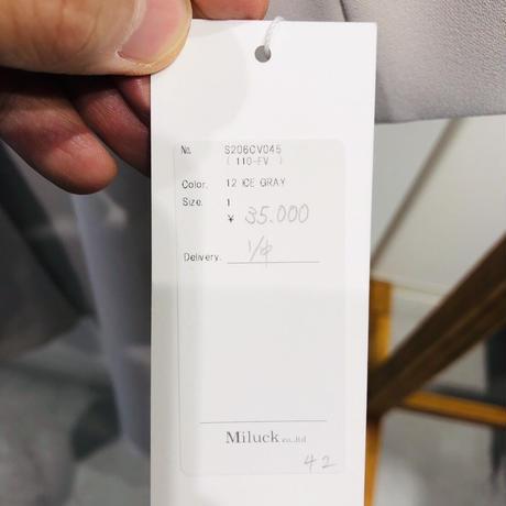 10/24インスタライブ エコルナトリプルクロス テントコート (ソーノ S206CV045)