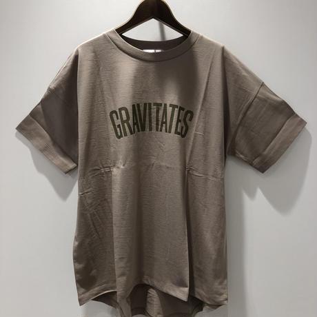 ゲリラライブ GRAVITATES  Tシャツ (シロ R133204)