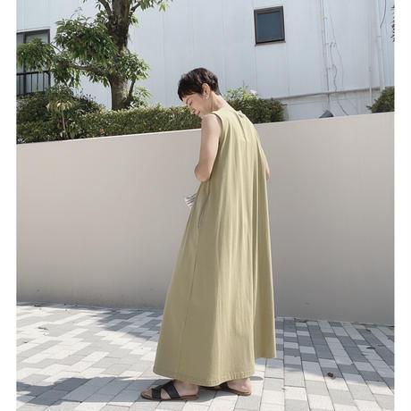 コットンワンピース【ディニテコリエ KWB-802326】