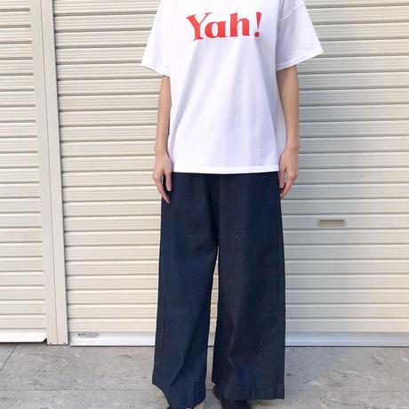 Yah! Tシャツ (シロ R123212)