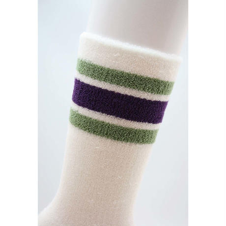 NEWUP | THREE LINES | Purple