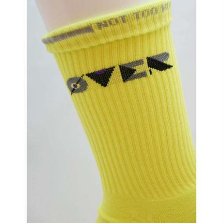 NEWUP | OVER | Neon Yellow