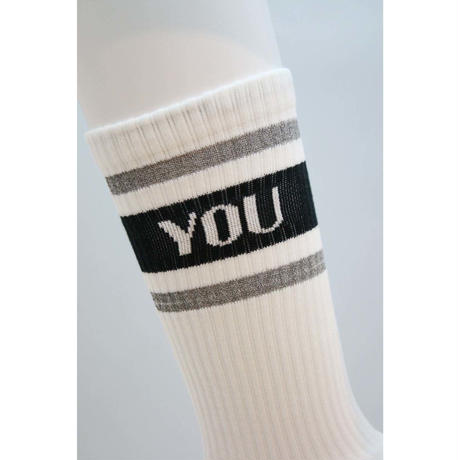 NEWUP | YOU & ME | White