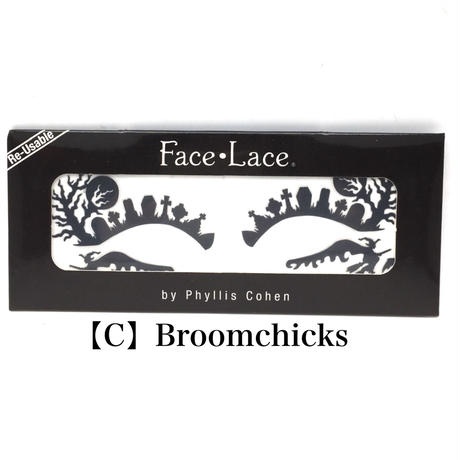【Face Lace】Halloween!!メイクアップステッカー