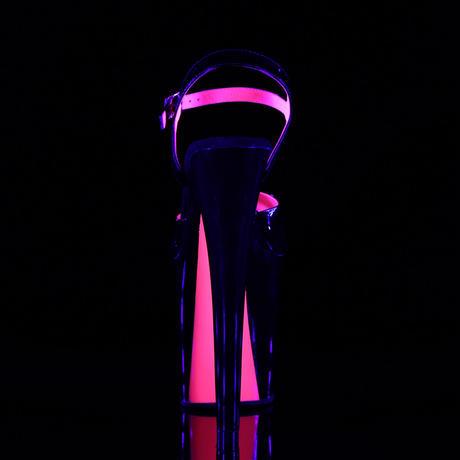 即納❗️【Pleaser】20㎝ヒール❗️XTREME-809TT プリーザー ツートーンカラー   ヒール サンダル