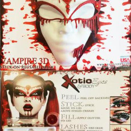 【XoticEyes】Vampire 3D Mask