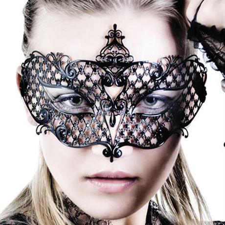 【LuxuryRose】イタリア製 ハードフレーム ヴェネチアンマスク