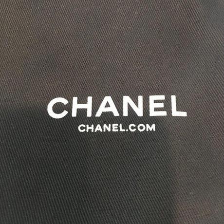 【CHANEL】シャネル ノベルティ キャンパストートバック