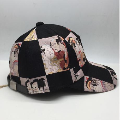 【World wide Famous】UKIYOE   CAP