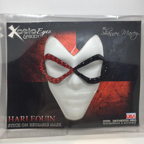【XoticEyes】Harlequin 3D Mask
