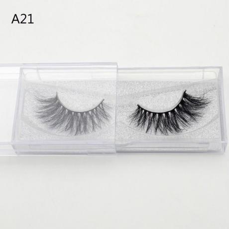 【LuxuryRose】 3D ミンクラッシュ A21