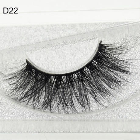 【LuxuryRose】 3D ミンクラッシュ D22