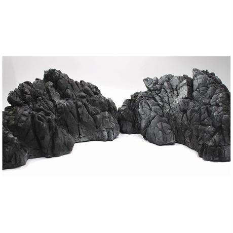 PREZZA BACKGROUND MOUNTAIN LINE [PBGM 01] 岩山 / MS-GRADE (1/144)