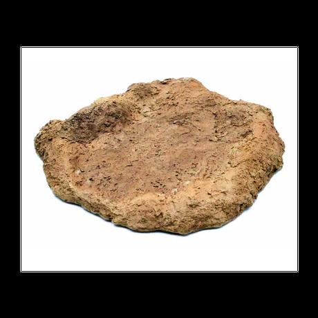 PREZZA DIORAMA STAND BASE [PDB 01] 砂の大地 (塗装済み・フィギュアベース)