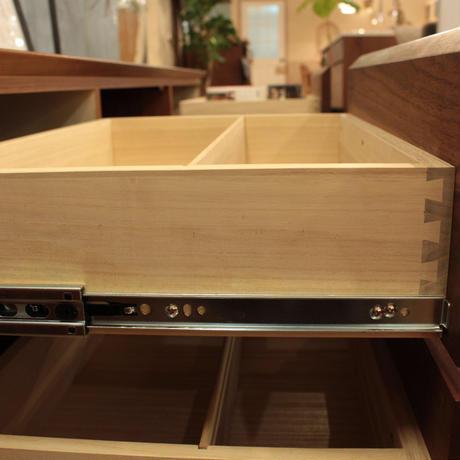 現品対象 Lv-leB-01 TVボード ウォールナット材